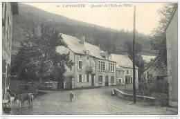 15 - LAVEISSIERE - Quartier De L'Ecole Des Filles 1917 (chiens Errant) - Edit Combettes - Autres Communes