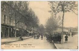 19 - BRIVE - Avenue De Paris - Brive La Gaillarde