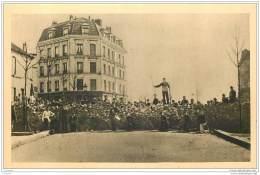 75 - PARIS - Guerre 1870 - Barricade A Menilmontant - Boulevard Puebla 18 Mars 1871 - France