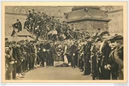 75 - PARIS - Guerre 1870 - Groupe De Federes Au Pied De La Colonne Vendome - France