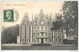 76 - BUCHY - Chateau De Bimare - Ecrite A Mr Et Mme Appolinaire Par Mr Et Mme De Cerfvol 1925 - Buchy