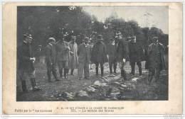 78 - RAMBOUILLET - Le Roi D'Italie A La Chasse De Rambouillet - Le Tableau Des Faisans - Rambouillet