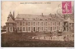 78 - LES CLAYES SOUS BOIS - Le Chateau 1924 - Les Clayes Sous Bois