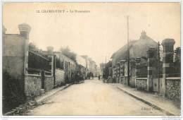 78 - CHAMBOURCY - La Bretonniere - Rue - Chambourcy