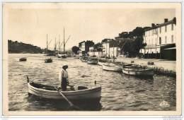 83 - SAINT MANDRIER - Les Quais En 1949 - Saint-Mandrier-sur-Mer