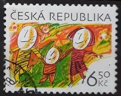 REPÚBLICA CHECA 2004 Easter. USADO - USED. - República Checa