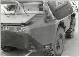 Militaria - Vehicule Avant Blinde Renault VAB - Guerra, Militari