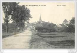 25 - DAMPIERRE SUR LE DOUBS - Entree Du Village - Francia