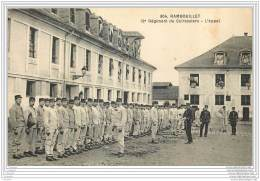 78 - RAMBOUILLET - Soldats Du 12e Regiment De Cuirassiers - L'Appel - Rambouillet