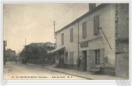 33 - LA TESTE DE BUCH - Rue Du Port - Commerce (rare) - Sonstige Gemeinden