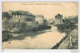 59 - BERSILLIES L'ABBAYE - Pont De La Thure En 1914 - Erquelinnes