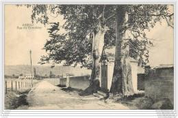 Belgique - Aiseau - Rue Du Cimetiere - Aiseau-Presles
