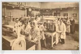 Belgique - Passy Froyennes - Laboratoire Chimie 1937 Animee - Tournai