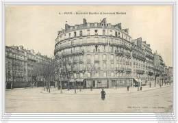 75004 - PARIS - Boulevard Bourdon Et Morland - Arrondissement: 04