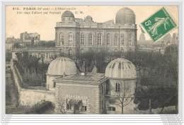 75014- PARIS - L'Observatoire - Arrondissement: 14