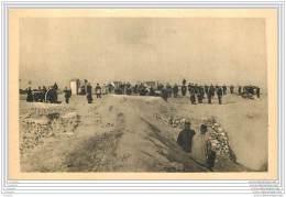 75019 - PARIS - Parc D'artillerie Des Buttes Chaumont Le 18 Mars 1871 - Rare Vue - District 19