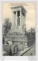 75020 - PARIS - Cimetiere Du Pere Lachaise - Monument De La Princesse Russe Elisabeth Alexandrovna Stroganoff Demidoff - Arrondissement: 20