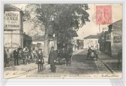92 - ROBINSON -  La Rue Malabris - Ane - Caleche - Automobile - Le Plessis Robinson