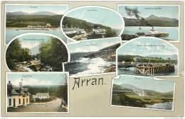 Scotland - Isle Of Arran - Multiviews 1 - Ayrshire