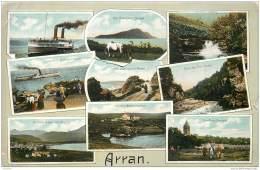 Scotland - Isle Of Arran - Multiviews 2 - Ayrshire