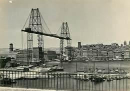 """PHOTO ORIGINALE  /  FRANCE 13  """"Marseille, Le Port"""" - Photos"""
