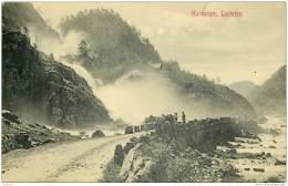 Norvege - Hardanger - Laatefos - Norvège