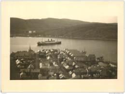 Norge - Photo - Hammerfest 1930 - Orte