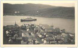 Norge - Photo - Hammerfest 1930 - Luoghi