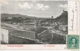 Venezuela - Caracas - El Calvario En 1904 - Venezuela