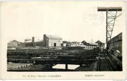 Cuba - Salt Maker, Caimanera - Stamp U.S. Censorship Censured - Cuba