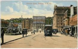 Australia - Sydney NSW - Circular Quay 1917 Tram - Sydney
