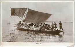 Ghana - Gold Coast - Sails Set - Ghana - Gold Coast