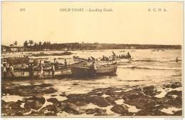 Ghana - Gold Coast - Landing Goods - S.C.O.A. Levy 103 - Ghana - Gold Coast