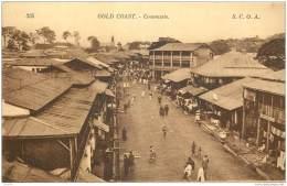 Ghana - Gold Coast - Coomassie = Kumasi - S.C.O.A. Levy 335 - Ghana - Gold Coast