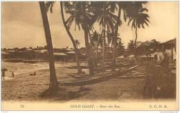 Ghana - Gold Coast - Near The Sea - S.C.O.A. Levy 73 - Ghana - Gold Coast