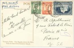 Zimbabwe - Victoria Falls - See Stamps - Zimbabwe