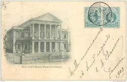 Afrique Du Sud Natal - Pietermaritzburg - Parliament House 1903 - Zuid-Afrika