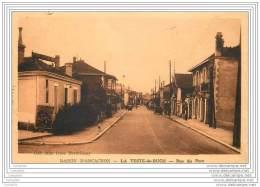 33 - LA TESTE DE BUCH - Rue Du Port - Bassin D'Arcachon - France
