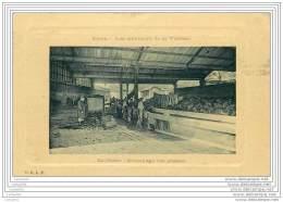 75019 - PARIS - Les Abattoirs De La Villette - Le Coche : Nettoyage Des Panses (theme Rare) - Arrondissement: 19