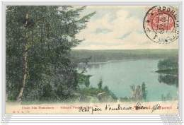 FINLAND - SUOMI - Utsikt Fran Punkaharju 1904 - Finland