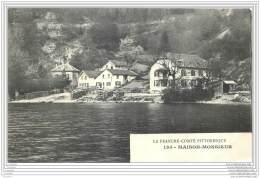 SUISSE - Maison-Monsieur - Auberge - NE Neuchâtel