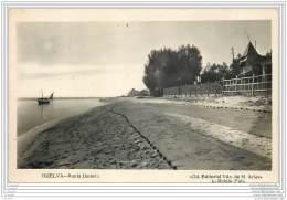 ESPAGNE - Huelva - Punta Umbria 1949 - Huelva