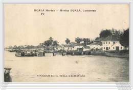 Cameroun - Marina Duala - Cameroun