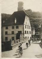 """PHOTO ORIGINALE / FRANCE 68 """"Le Tour De France à Kayserberg, Etape Colmar Metz"""" / CYCLISME - Cycling"""