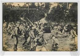 RUSSIA - War WW1 - Infanterie Russe Traversant Une Riviere - Russie