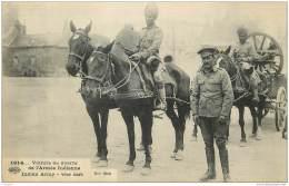 Militaria - India Army - Voiture De Guerre - War 1914 - Guerre 1914-18