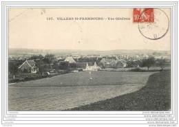 60 - VILLERS SAINT FRAMBOURG - Vue Generale - France