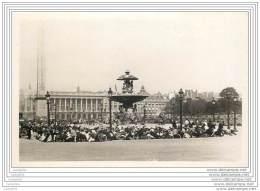 Militaria - Liberation De Paris - Fusillade Place De La Concorde - War 1939-45