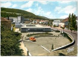 46 - FIGEAC - Les Nouvelles Constructions 1963 (timbre) - Figeac