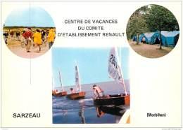 56 - SARZEAU - Centre De Vacances Du CE De RENAULT - Sarzeau